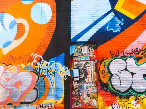 NDMC helps to  Curb Graffiti with PA Consulting