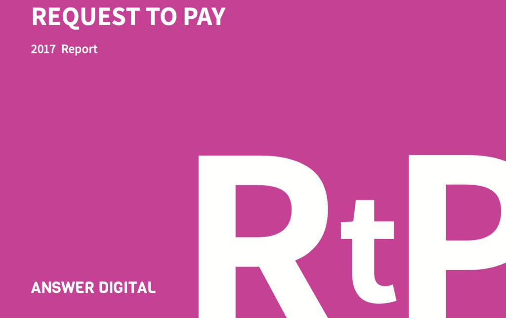 request to pay consumer report (answer digital)