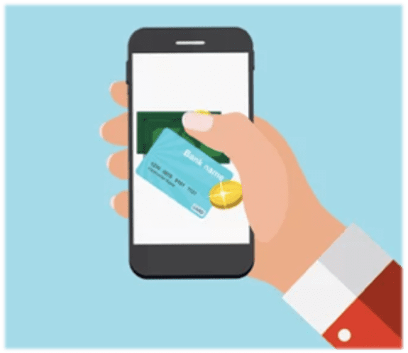 pay bill by message on mobile image