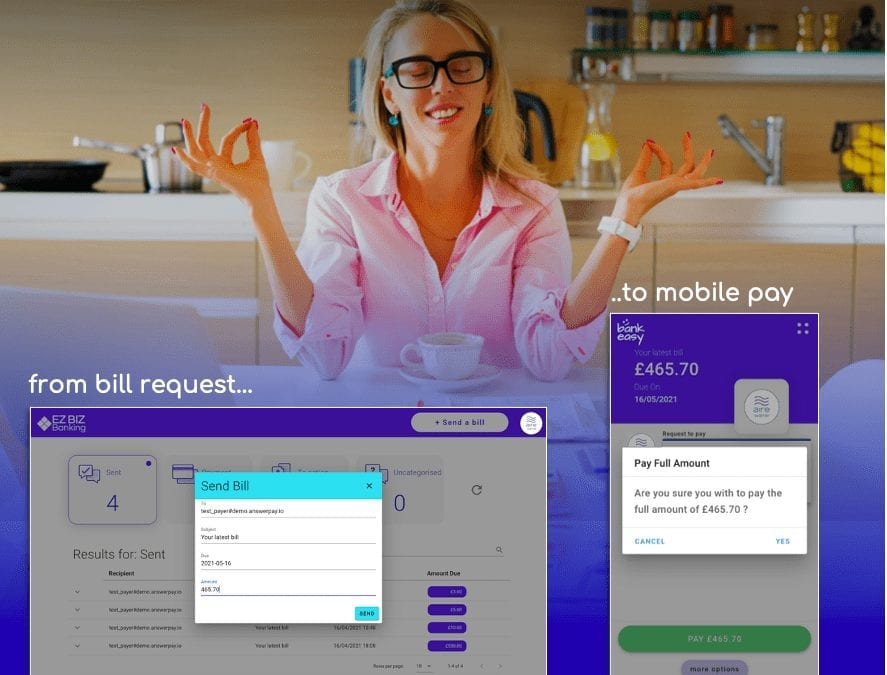 Press Release: Answer Pay launches the UK's first end to end Request to Pay experience
